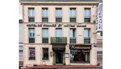 Hotel-de-France Castelnaudary