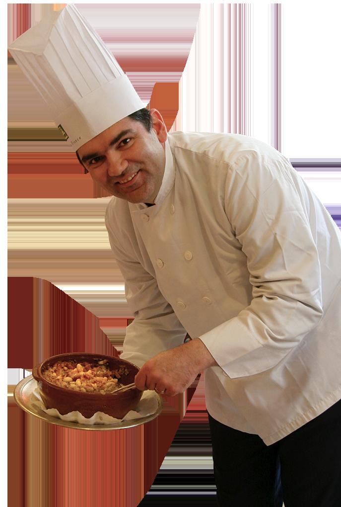 Philippe Dunod chef restaurant castelnaudary